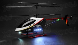 """UDI U12A  3 Channel Helicopter Giant Scale 30"""" Metal Version Electric w/ Camera with 4GB Memory card RC Remote Control Radio"""