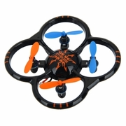 UDI U207 6-Axis UFO Intruder Mini RC Quadcopter Drone Ready to Fly 2.4ghz (Black)