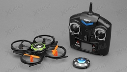 "UDI U816A 4 Channel Mini 6"" UFO Quadcopter Drones 2.4GHz Ready to Fly"