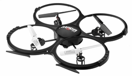 UDI U818A 4CH 6 Axis QuadCopter Drone 2.4ghz Ready to Fly w/ Camera RC Remote Control Radio