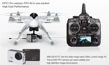 Walkera QRX350 PRO Quadcopter GPS FPV Version w/ Gimbal