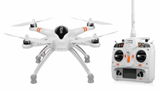 Walkera QRX350 Quadcopter Ready to Fly GPS DEVO 10 Transmitter 2.4ghz