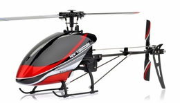 Walkera V120D02S Flybarless 3D RC Helicopter w/ Auto Stabilizing Gyro + 6 Channel 2.4GHz Devo-7 LCD Transmitter RTF Combo