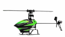 WL Toy Sky Dancer V955 Flybarless 4 Channel  Helicopter Ready to Fly 2.4ghz RC Remote Control Radio