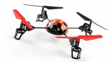 WL Toys RC Beetle V929 Quadcopter Drones 4 Channel 2.4Ghz (Orange)