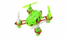 WL Toys V272 2.4G 4 Channel 6 Axis GYRO Nano RC Quadcopter RTF (Green)