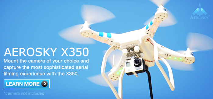 Make Aerial Videography Possible
