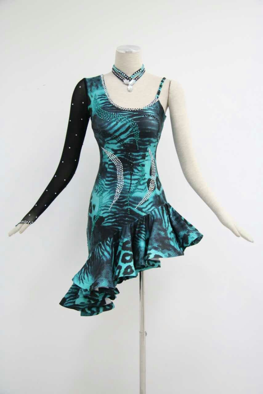 Dance dress online shop L955
