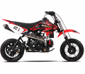 Apollo /Orion XSE 70cc Kids Dirt Pit Bike - With Electric Start - Semi-Automatic Transmission