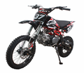 "Apollo/Orion Ultra-Elite 125cc Pit / Dirt Motorcycle. -Twin-Spar Tubular Frame (Compare to Honda) -Upgraded Rear Swing-Arm - 14"" Front Wheel -"
