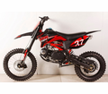 "Apollo/Orion Ultra-Elite 125cc Pit / Dirt Motorcycle. -Twin-Spar Tubular Frame (Compare to Honda) -Upgraded Rear Swing-Arm - 17"" Front Wheel - Inverted Forks -"