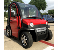 ATLAS Two Passenger Electric LSV - Street Legal - Low Speed Vehicle - Golf Cart Size