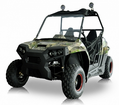 BMS Avenger Max 150 UTV  - NEW Larger 2016 Model with Windshield -