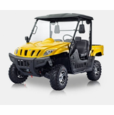 "BMS Ranch Pony 500cc UTV .  <b><font color=""red""><font size=""4"">""SPECIAL - FREE FULL CAB ENCLOSURE""</font></font></b>Save $399"