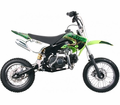 COOLSTER XM Deluxe - 125cc Dirt Bike 4-Speed-Manual Transmission -
