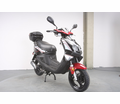 "Denali 50cc Scooter / Moped with Over-Size 12"" Wheels -"