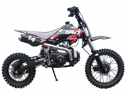 Jet Moto Ata110 Dirt Bike With Disc Brakes And Rugged