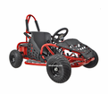 Kicker  Electric Go Kart - 1000 Watts - 48 Volts - Speeds to 17mph! Calif Legal!