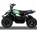 "Kicker Ultra-2 Fully Electric ATV / Quad - <b><font color=""red""><font size=""4"">500-Watt - 36 Volt - Speeds to 18mph</font></font></b>"