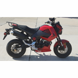 """Kymoto GRM XL 125cc Deluxe 4-speed Manual <b><font color=""""red""""><font size=""""3"""">Compare to Honda Grom - Street Legal!</font></font></b>"""