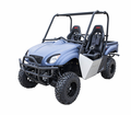 SSR SRU-600 UTV with CVT Automatic Transmission - Hydraulic Disc Brakes - Liquid Cooled - Fuel Injected -