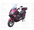 Ice Bear Titan 250cc Scooter - Disc Brakes - Automatic - Free Windshield - Alloy Wheels -Motobuys.Com
