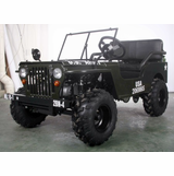 Willys Off-Road 125cc