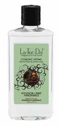 16 oz.  Coming Home La Tee Da Fragrance Oil | 16 oz. La Tee Da Fragrance Lamp Oils