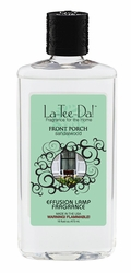 16 oz.  Front Porch Sandalwood La Tee Da Fragrance Oil | 16 oz. La Tee Da Fragrance Lamp Oils
