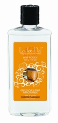 16 oz.  Hot Toddy La Tee Da Fragrance Oil | 16 oz. La Tee Da Fragrance Lamp Oils