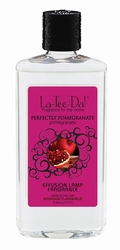 16 oz.  Perfectly Pomegranate La Tee Da Fragrance Oil | 16 oz. La Tee Da Fragrance Lamp Oils