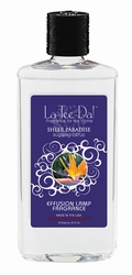 16 oz.  Sheer Paradise Sugared Citrus La Tee Da Fragrance Oil | 16 oz. La Tee Da Fragrance Lamp Oils