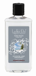 16 oz.  Some Beach Ocean Rain La Tee Da Fragrance Oil | 16 oz. La Tee Da Fragrance Lamp Oils
