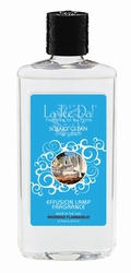 16 oz.  Squeaky Clean Clean Cotton La Tee Da Fragrance Oil | 16 oz. La Tee Da Fragrance Lamp Oils