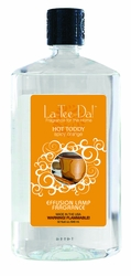 32 oz. Hot Toddy La Tee Da Fragrance Oil | 32 oz.  La Tee Da Fragrance Lamp Oils