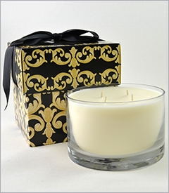 NEW! - 40 oz Exclusive 4-Wick Candles by Tyler Candle Company