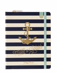 Anchor 2016-2017 Weekly Planner - Oh So Witty Spartina 449