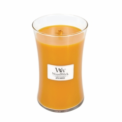 Apple Harvest WoodWick Candle 22 oz. | WoodWick Fragrance Of The Month