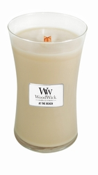 At The Beach WoodWick Candle 22 oz. | WoodWick Fragrance Of The Month