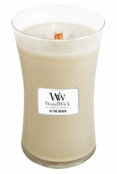 At The Beach WoodWick Candle 22 oz. | Woodwick Candles 22 oz.