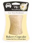 Bakery Cupcake WoodWick Car Vent Freshener | WoodWick Fragrance Of The Month