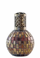 Basket Weave Fragrance Lamp by Sophia's