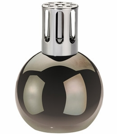 CLOSEOUT - Bingo Metallissimo Pewter Fragrance Lamp by Lampe Berger