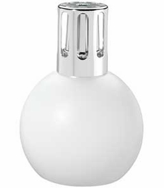 Bingo White Fragrance Lamp by Lampe Berger