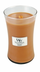 Biscotti WoodWick Candle 22 oz. | Woodwick Candles 22 oz.