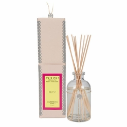 Caipirinha Lime Reed Diffuser Votivo Candle | Aromatic Collection Reed Diffuser Votivo Candle