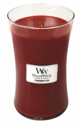 Cinnamon Chai WoodWick Candle 22 oz. | WoodWick Fragrance Of The Month