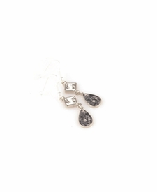 CLOSEOUT - Forever Yours Tear Drop Earring