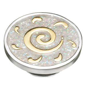 DISCONTINUED Gold Sun Swirl JewelPop KJP450 Kameleon Jewelry