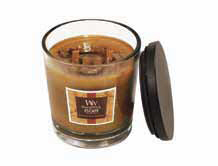 DISCONTINUED Woodstock Revival WoodWick Escape Large 2Wick Candle